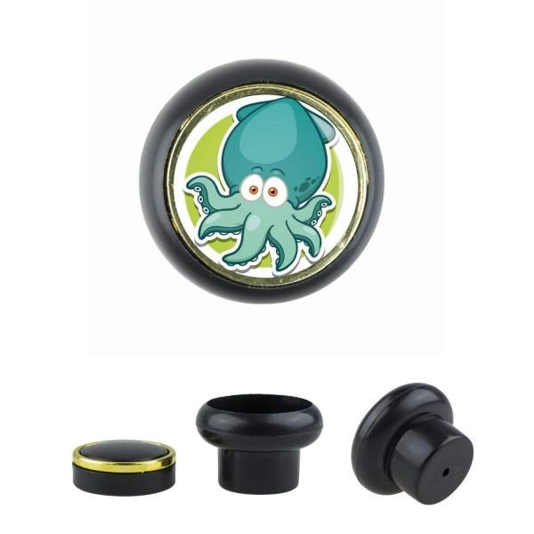 Kunststoff Möbelknopf Klein 004 Bestseller Octopus 004s