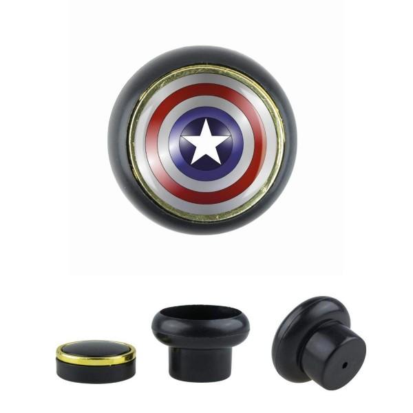 Kunststoff Möbelknopf Klein 009 Bestseller Captain America 009s